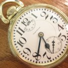 Waltham Up/Down Indicator 23 Jewel Vanguard Pocket Watch - C1924 (Pocket Watches)