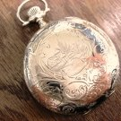 Elgin 17 Jewel, 12 Size,  Hunter Style Pocket Watch – C1908 (Pocket Watches)