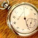 Elgin Convertible Pocket Watch - 15 Jewels, C1889 (Pocket Watches)