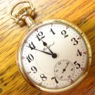Rockford Pocket Watch, 21 Jewels, Rail Road Grade – C1908 (Pocket Watches)
