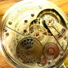 Elgin 161 Pocket Watch - 16 S, Two Star Rarity Grade 161, C1897 (Pocket Watches)