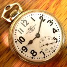 Ball 999B Official RR Standard Pocket Watch – Ball Stirrup Bow Case (Pocket Watches)