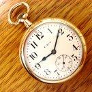 Elgin BW Raymond Pocket Watch-16S, Very Ornate Mvmt Grade 370, C1911 (Pocket Watches)