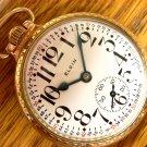 Elgin Veritas 16 Size 23 Jewel in an Elgin RR Case (Pocket Watches)