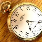 Ball Official Standard Pocket Watch - 21 Jewels C 1920 (Pocket Watches)