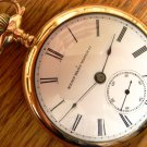Elgin Convertible 18 Size Pocket Watch - Only 6000 made, C1887 (Pocket Watches)