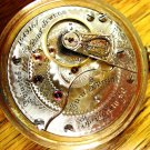 Illinois Bunn Special Two-Tone Pocket Watch – ChooChoo Case, 18 Size, 21J (Pocket Watches)