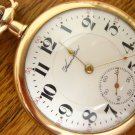 Hamilton Grade 972 Special Pocket Watch – Railroad Grade, C1914 (Pocket Watches)