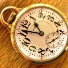 Hamilton 992E (Elinvar) Pocket Watch, BOC #10 Case C1937(Pocket Watches)