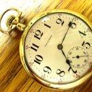 Waltham Vanguard Pocket Watch - 16 Size, 23 Jewels Mod 1899 (Pocket Watches)
