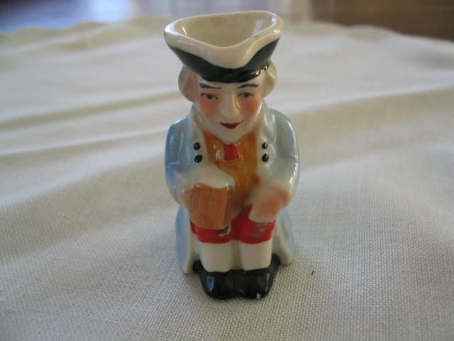 Royal Crown Toby Mug-Miniature Gentleman