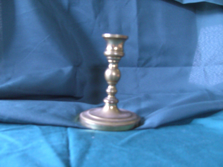 Vintage Brass Candlestick