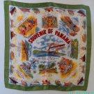 Panama Souvenir Silk Scarf