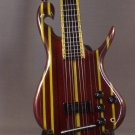 PRIMUS LES CLAYPOOL Mini 6-STRING RAINBOW BASS Memorabilia Collectible Gift