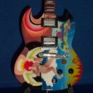 ERIC CLAPTON Mini Guitar PSYCHEDELIC FOOL Collectible Gift