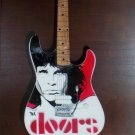 DOORS JIM MORRISON Miniature ART Guitar Collectible Gift