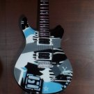 LINKIN PARK MIKE SHINODA Mini Guitar LP Memorabilia Collectible Gift