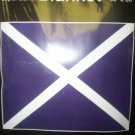 "ST. Andrews Cross AKA Saltire, Warm Blanket Super soft 50"" x 60"""