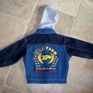 Boys Phat Farm jean jacket size 6