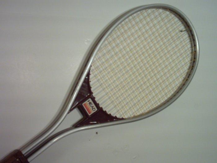 Head Edge Aluminum Vintage Tennis Racquet  (HEA05)