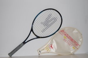 Rossignol Expert Graphite Tennis Racquet 4 1/4 with cover (ROS01)