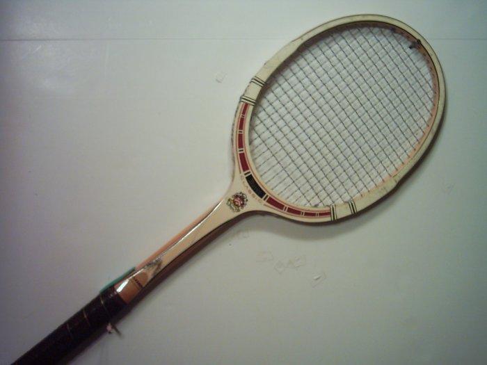 Tad Davis Classic I Wood Vintage Tennis Racquet 4-1/8 L (TAD05)
