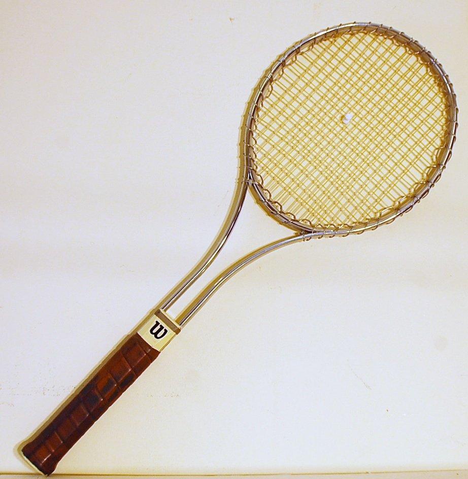 Wilson T2000 Vintage Tennis Racquet 4 5/8 long grip SN WIS20