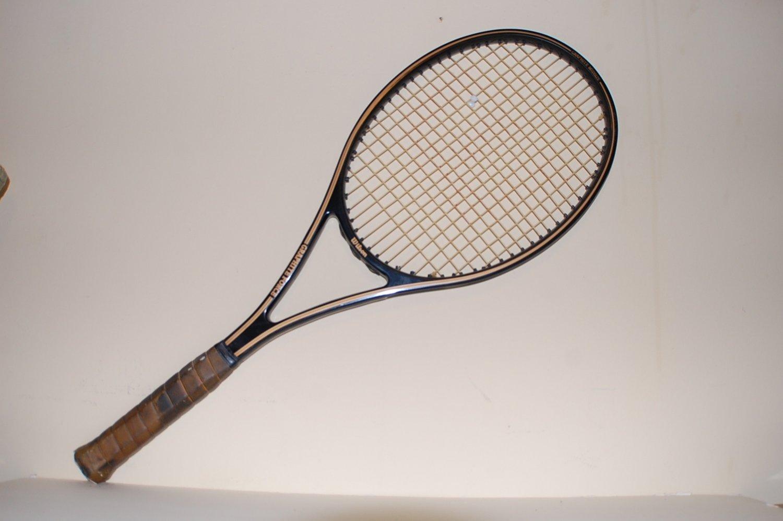 Wilson Graphite Force Vintage Tennis Racquet Racket 4-1/2 L  (SN WIG29)