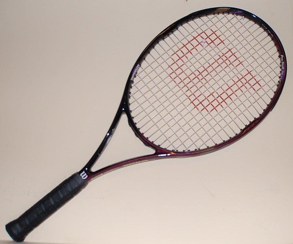 Wilson Pro Staff Lite 6.8 Graphite Vintage Tennis Racquet 4-1/2  (SN WIG12)
