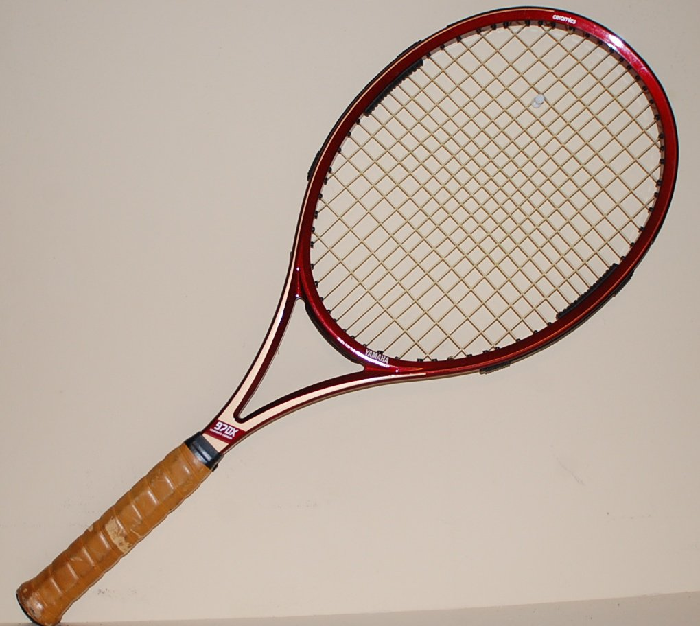 Yamaha Ceramics 97DX Tennis Racquet 4 1/2 L (SN YAG01)