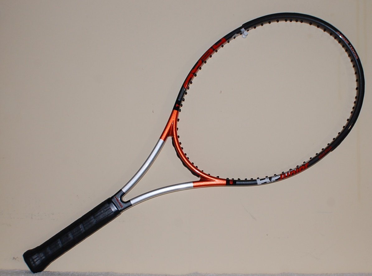 Head Radical Junior Mid Plus Tennis Racquet with case (HEG09)