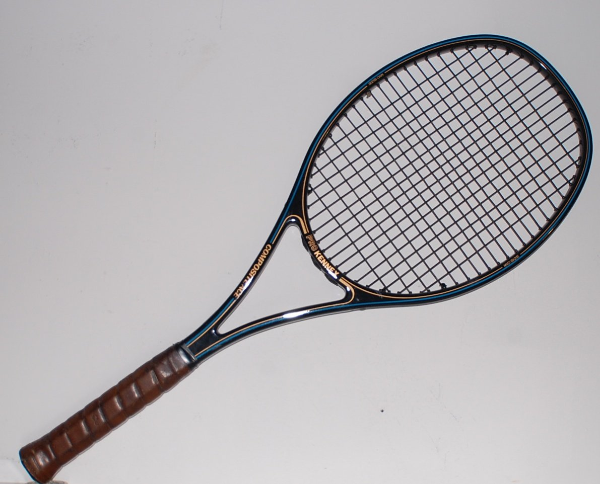 Pro Kennex  Composite Ace Tennis Racquet 4-1/2 L with  head cover (SN PKG07)