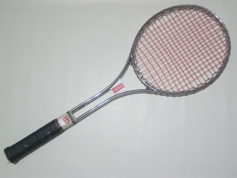 Wilson T3000  Tennis Racquet 4 5/8 M (WIS46D)