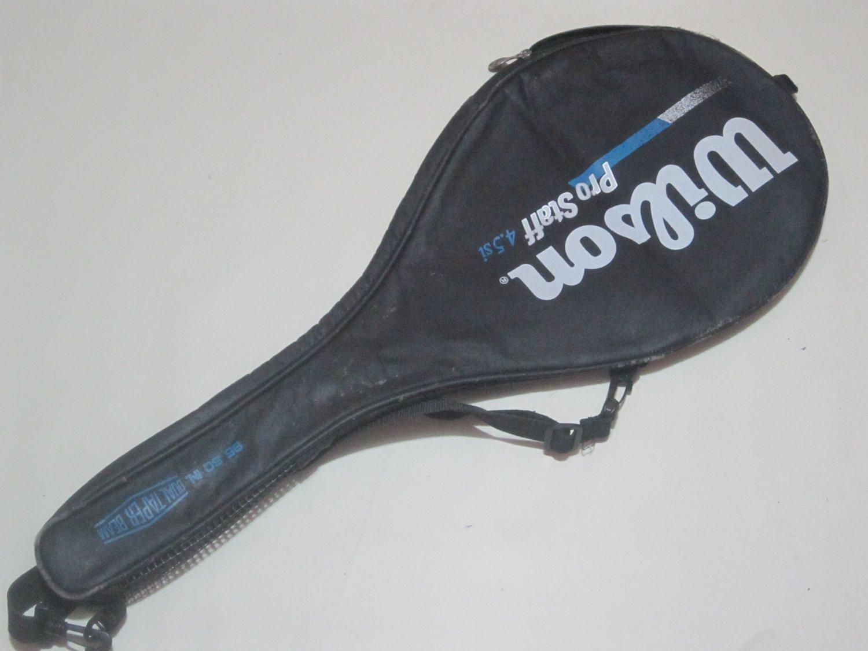 Wilson Tennis Racquet Graphite Carrying Case  WCC06