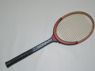 Donnay Borg All Wood  Superlight  Vintage Tennis Raquet  Light (DOW01)