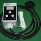 Thermcontrol Pre-Wired (120Volt) Digital Electronic Thermostat