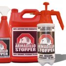 Armadillo Stopper Gallon Ready-to-Use Refill Bottle