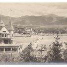 RPPC Vintage Postcard NH Ammonoosuc Valley Bretton Woods White Mountains