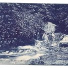 Glen Onoko Terrace Cascade Vintage Postcard
