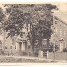 Lee Mansion Marblehead MA Vintage Postcard Litho