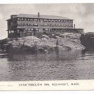 Straitsmouth Inn Rockport MA 1907