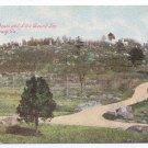 Valley of Death Little Round Top Gettysburg PA Vintage Postcard ca 1909