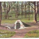 Spanglers Spring Gettysburg PA Vintage Postcard ca 1909