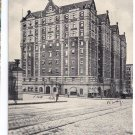 Whittier Hall NY Columbia University Barnard 1907 UND