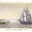 Jonathan Hull Steamboat Hudson Fulton Celebration 1909 Churchman