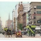 Fifth 5th Avenue 42nd Street New York ca 1910 Photostint NM Postcard