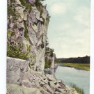 Indian Rock Thousand Islands NY ca 1910 Vintage Postcard