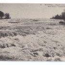 Lachine Rapids Montreal ca 1910 Vintage Postcard