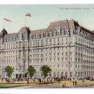 New Windsor Hotel Montreal ca 1910 Vintage Postcard EXC