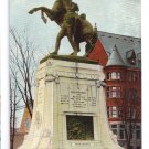 Strathcona South African Soldiers Monument Montreal Canada ca 1910